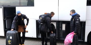 Wyjazd do Szczecina