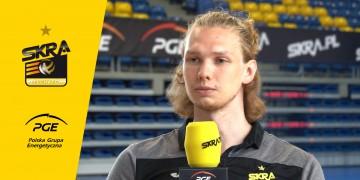 Jakub Kochanowski: Gra w PGE Skrze to była przyjemność